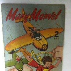 Tebeos: MARY MARVEL -Nº. 2- RECORTADO Y ENCOLADO. Lote 92719330