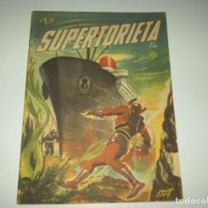 Tebeos: SUPERTORIETA N.15 CAPITAN MEDIANOCHE,1953.COLOR TIP.FAWCETT ARGENTINA CODEX EDIT. COLOR. Lote 93625250