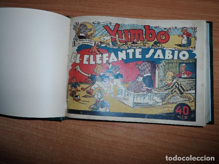 TOMO ORIGINAL DE COLECCIONES COMPLETA DE INFANTIL GRANDES AVENTURAS POPEYE YUMBO ANTOÑETE CRI CRI (Tebeos y Comics - Hispano Americana - Otros)
