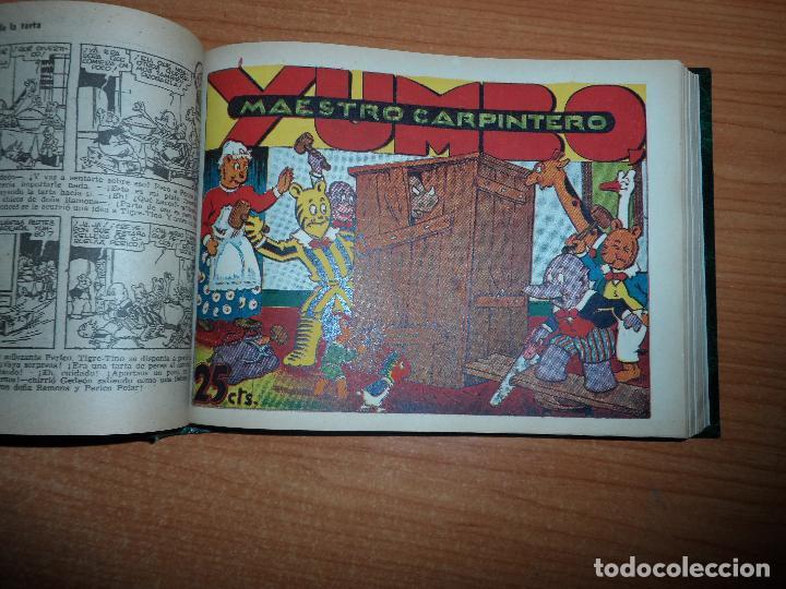Tebeos: TOMO ORIGINAL DE COLECCIONES COMPLETA DE INFANTIL GRANDES AVENTURAS POPEYE YUMBO ANTOÑETE CRI CRI - Foto 9 - 93701980