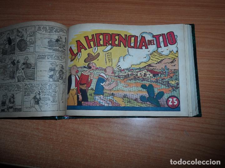 Tebeos: TOMO ORIGINAL DE COLECCIONES COMPLETA DE INFANTIL GRANDES AVENTURAS POPEYE YUMBO ANTOÑETE CRI CRI - Foto 15 - 93701980