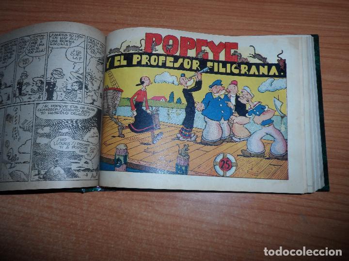 Tebeos: TOMO ORIGINAL DE COLECCIONES COMPLETA DE INFANTIL GRANDES AVENTURAS POPEYE YUMBO ANTOÑETE CRI CRI - Foto 18 - 93701980