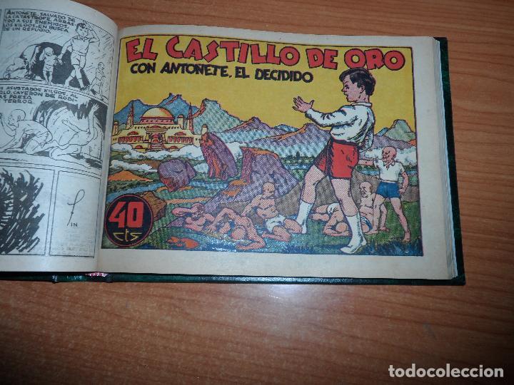 Tebeos: TOMO ORIGINAL DE COLECCIONES COMPLETA DE INFANTIL GRANDES AVENTURAS POPEYE YUMBO ANTOÑETE CRI CRI - Foto 31 - 93701980