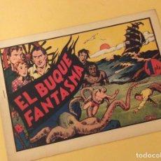 Tebeos: EL BUQUE FANTASMA (G.A) (H. AMERICANA). Lote 93801325