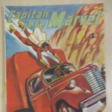 Tebeos: CAPITAN JEFE MARVEL-Nº3-1953-PUBLICACIONES UNIVERSALES-ARGENTINA-PERFECTO. Lote 94172660