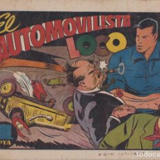Tebeos: EL AUTOMOVILISTA CON JUAN CENTELLA. Lote 94182140