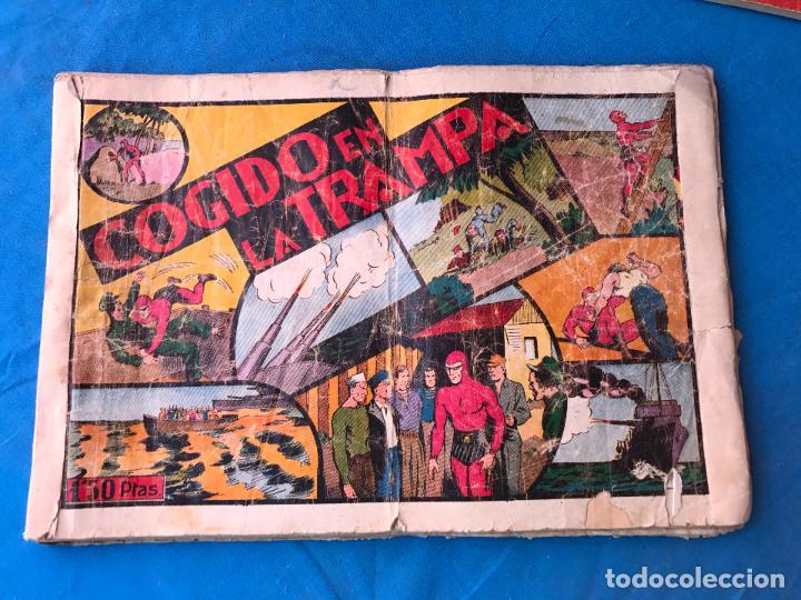 LOTE DE EL HOMBRE ENMASCARADO - 7 NUMEROS (Tebeos y Comics - Hispano Americana - Hombre Enmascarado)