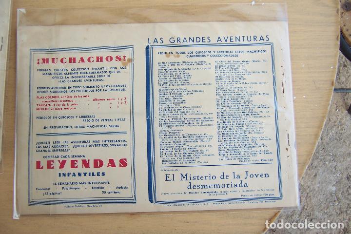 Tebeos: hispano americana, lote de merlín el mago, ver - Foto 26 - 81703172