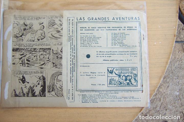 Tebeos: hispano americana, lote de merlín el mago, ver - Foto 30 - 81703172