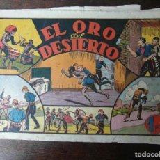 Tebeos - El Oro del Desierto nº 30 de Jorge y Fernando. Hispano Americana. 1940. Lyman Young - 94394750
