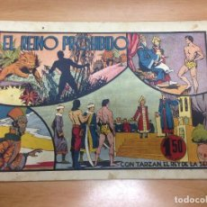 Tebeos: COMIC ORIGINAL TARZAN EDITADO POR HISPANO AMERICANA Nº 12 EL REINO PROHIBIDO . Lote 94550787