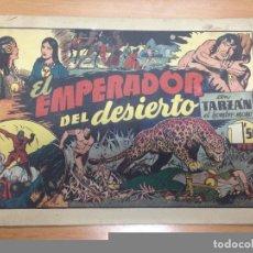 Tebeos: COMIC ORIGINAL TARZAN EDITADO POR HISPANO AMERICANA Nº 27 EL EMPERADOR DEL DESIERTO . Lote 94550987