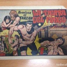 Tebeos: COMIC ORIGINAL TARZAN EDITADO POR HISPANO AMERICANA Nº 35 LA TIERRA DEL FUEGO . Lote 94551031