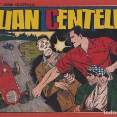 Tebeos: COMIC COLECCION JUAN CENTELLA ALBUM ROJO Nº 10. Lote 94635979