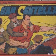 Tebeos: COMIC COLECCION JUAN CENTELLA ALBUM ROJO 21X32 Nº 14. Lote 94651191