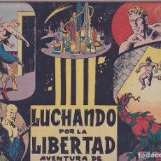 Tebeos: COMIC COLECCION FLASH GORDON Nº 4 LUCHANDO POR LA LIBERTAD 2 PTAS. Lote 94655375