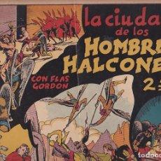 Tebeos: COMIC COLECCION FLASH GORDON Nº 2 LA CIUDAD DE LOS HOMBRES HALCONES 2.50 PTAS . Lote 94655555