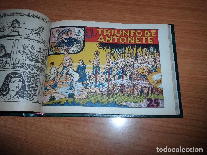 Tebeos: TOMO ORIGINAL DE COLECCIONES COMPLETA DE INFANTIL GRANDES AVENTURAS POPEYE YUMBO ANTOÑETE CRI CRI - Foto 47 - 93701980