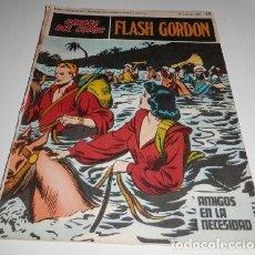 Tebeos: UN LIVRO DE LA SERIE HEROES DEL COMIC. FLASH GORDON. Lote 95472315