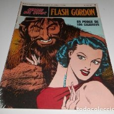 Tebeos: UN LIVRO DE LA SERIE HEROES DEL COMIC. FLASH GORDON. Lote 95472607