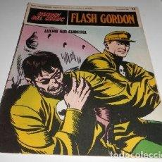 Tebeos: UN LIVRO DE LA SERIE HEROES DEL COMIC. FLASH GORDON. Lote 95473047
