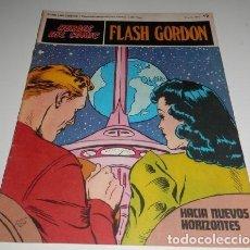 Tebeos: UN LIVRO DE LA SERIE HEROES DEL COMIC. FLASH GORDON . Lote 95473399