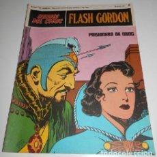 Tebeos: UN LIVRO DE LA SERIE HEROES DEL COMIC FLASH GORDON. Lote 95473907