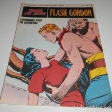 Tebeos: UN LIVRO DE LA SERIE HEROES DEL COMIC FLASH GORDON. Lote 95474507