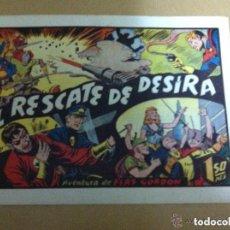Tebeos: FLASH GORDON - EL RESCATE DE DESIRA -Nº. 13 (NUEVO SIN GRAPA). Lote 96822395