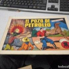 Tebeos: EL POZO DE PETROLEO JUAN CENTELLA CROMO FUTBOL IPIÑA REAL MADRID. Lote 96864595