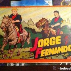 Tebeos: JORGE Y FERNANDO - ÁLBUM Nº. 4. Lote 96951811