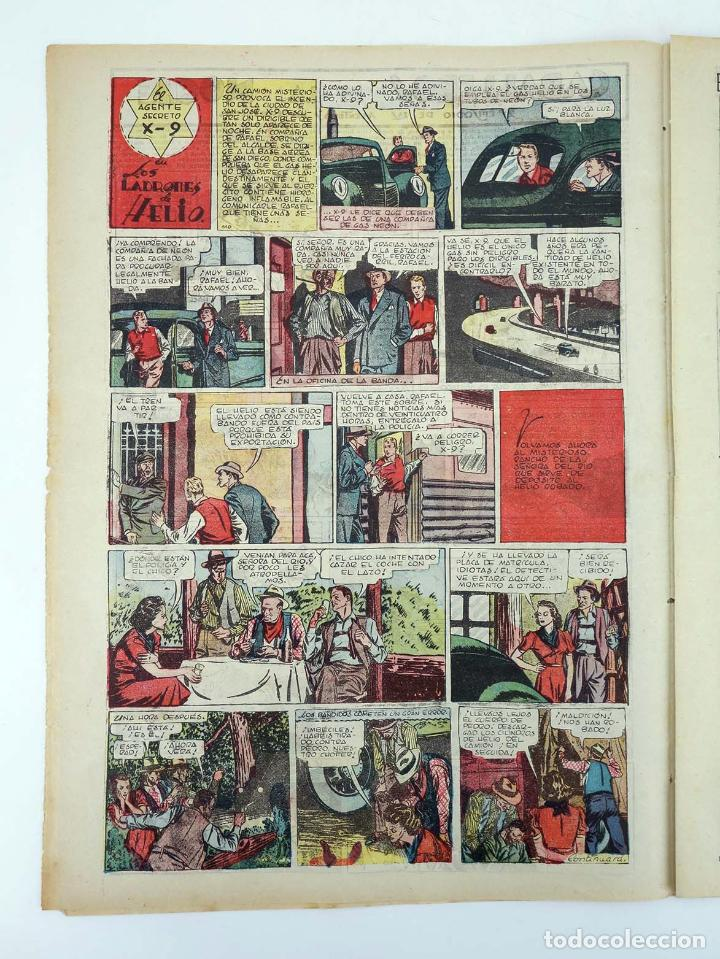 Tebeos: LEYENDAS INFANTILES. AÑO III N.º 110. Senda / Hispano Americana, 1944. Original - Foto 3 - 97066211