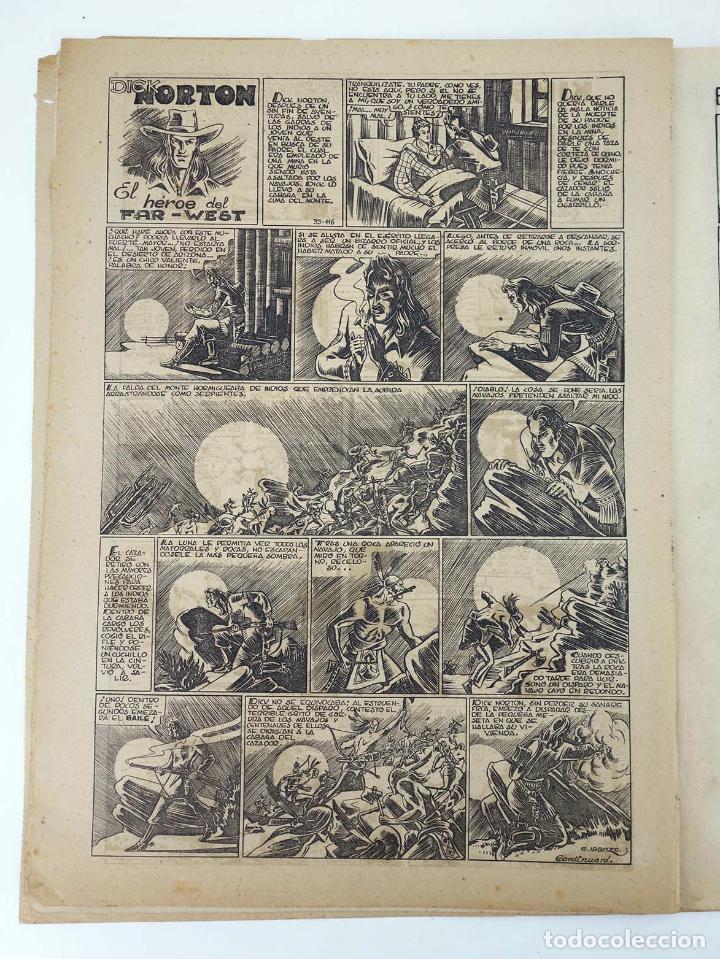 Tebeos: LEYENDAS INFANTILES. AÑO III N.º 116. Senda / Hispano Americana, 1944. Original - Foto 3 - 97066231