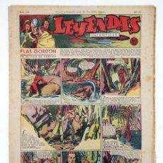 Tebeos: LEYENDAS INFANTILES. AÑO III N.º 120. SENDA / HISPANO AMERICANA, 1944. ORIGINAL. Lote 97066235