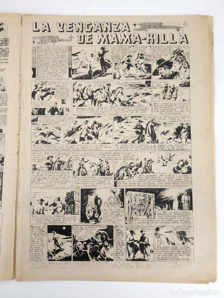 Tebeos: LEYENDAS INFANTILES. AÑO III N.º 127. Senda / Hispano Americana, 1944. Original - Foto 4 - 97066247