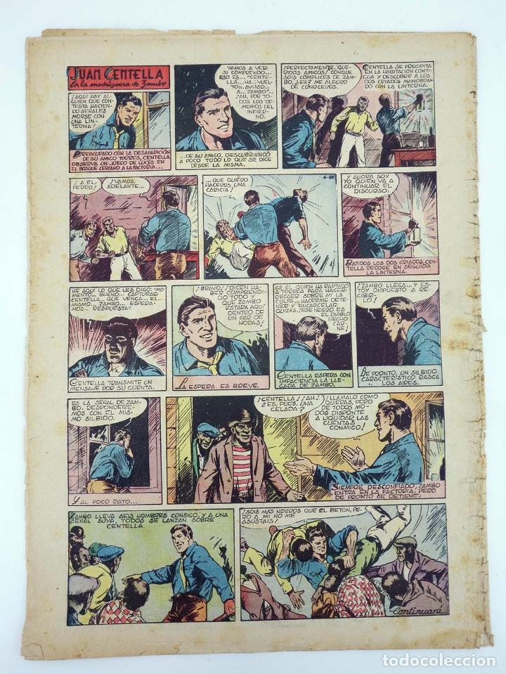 Tebeos: LEYENDAS INFANTILES. AÑO III N.º 96. Senda / Hispano Americana, 1944. Original - Foto 2 - 97066171