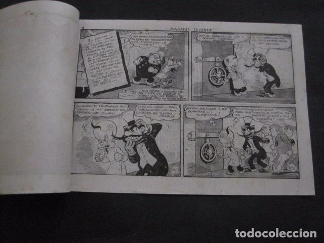 Tebeos: EL PROFESOR MAGNUS CONTRA DOCTOR CICUTA -COLECCION 6 COMICS - VER FOTOS - (V-11.870) - Foto 11 - 97077307