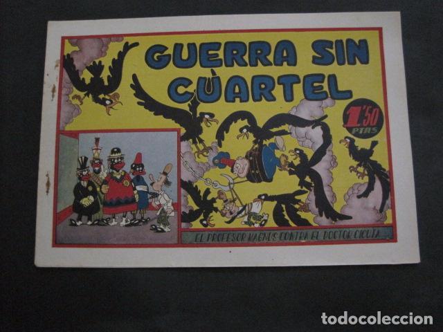 Tebeos: EL PROFESOR MAGNUS CONTRA DOCTOR CICUTA -COLECCION 6 COMICS - VER FOTOS - (V-11.870) - Foto 19 - 97077307