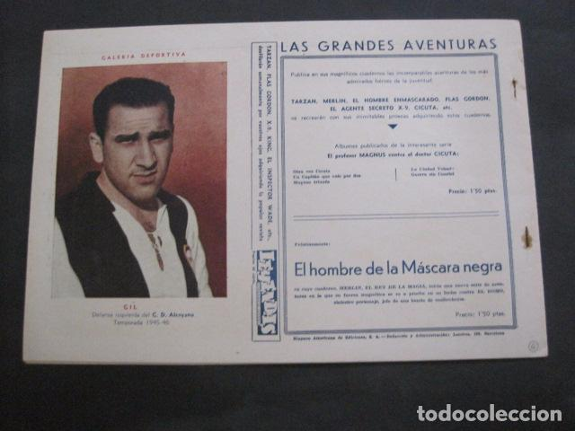 Tebeos: EL PROFESOR MAGNUS CONTRA DOCTOR CICUTA -COLECCION 6 COMICS - VER FOTOS - (V-11.870) - Foto 28 - 97077307
