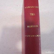 Tebeos: TED MARLOW. TOMO ENCUADERNADO. ROBIN WOOD.. Lote 97469043