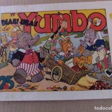 Tebeos: LAS DIABLURAS DE YUMBO HISPANO AMERICANA DE EDICIONES. Lote 97570199