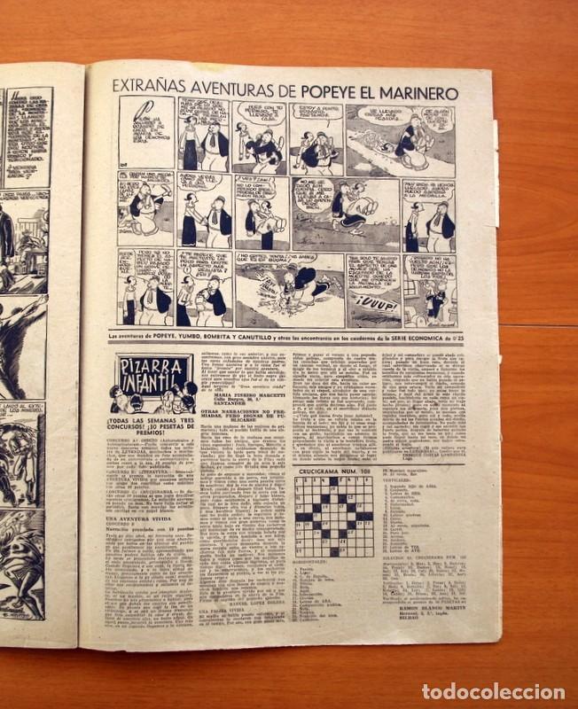 Tebeos: Leyendas Infantiles, nº 108 - Editorial Hispano Americana 1944 - Tamaño 37x27 - Foto 5 - 97853943