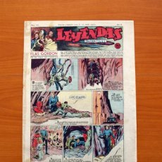 Tebeos: LEYENDAS INFANTILES, Nº 112 - EDITORIAL HISPANO AMERICANA 1944 - TAMAÑO 37X27. Lote 97854211