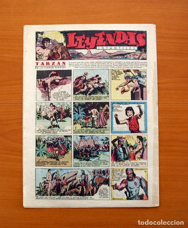 Tebeos: Leyendas Infantiles, nº 112 - Editorial Hispano Americana 1944 - Tamaño 37x27 - Foto 7 - 97854211