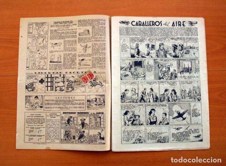 Tebeos: Leyendas Infantiles, nº 114 - Editorial Hispano Americana 1944 - Tamaño 37x27 - Foto 2 - 97854327