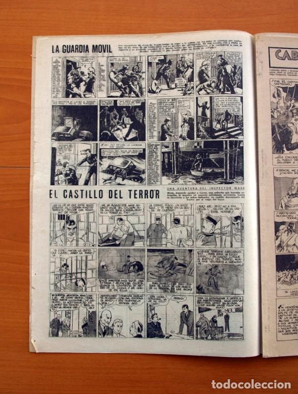 Tebeos: Leyendas Infantiles, nº 114 - Editorial Hispano Americana 1944 - Tamaño 37x27 - Foto 3 - 97854327