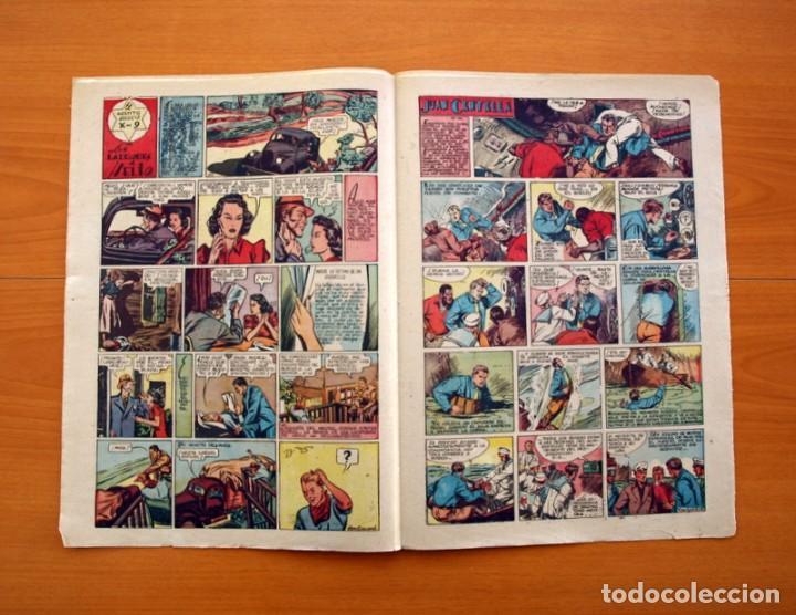 Tebeos: Leyendas Infantiles, nº 114 - Editorial Hispano Americana 1944 - Tamaño 37x27 - Foto 4 - 97854327