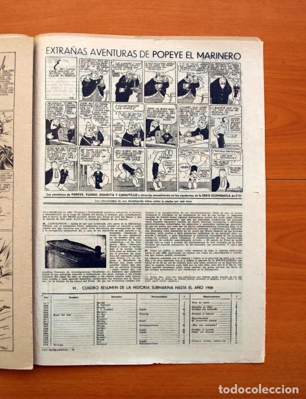 Tebeos: Leyendas Infantiles, nº 114 - Editorial Hispano Americana 1944 - Tamaño 37x27 - Foto 5 - 97854327