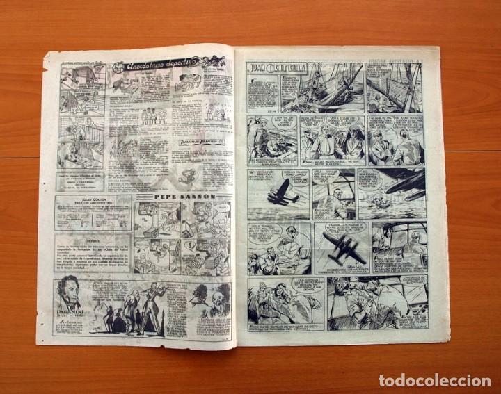 Tebeos: Leyendas Infantiles, nº 115 - Editorial Hispano Americana 1944 - Tamaño 37x27 - Foto 2 - 97854527