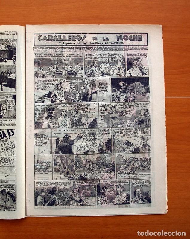Tebeos: Leyendas Infantiles, nº 115 - Editorial Hispano Americana 1944 - Tamaño 37x27 - Foto 3 - 97854527